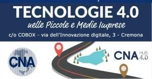 CNA Cremona  Martedì 9 aprile l'evento: 'TECNOLOGIE 4.0 nella filiera della Cosmesi e della Produzione'