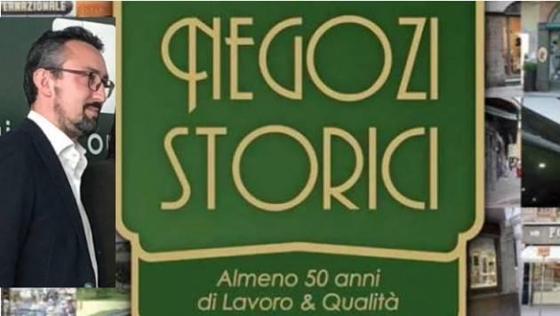 NEGOZI STORICI, PILONI (PD): 'PREMIATE 11 ATTIVITÀ DELLA PROVINCIA DI CREMONA'