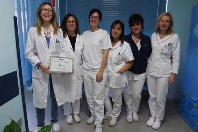 ASST Neurologia – Ospedale di Cremona ASSEGNATO RICONOSCIMENTO AL CENTRO SCLEROSI MULTIPLA
