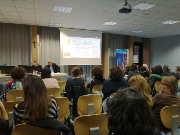 (Video) Cremona Conoscere la Costituzione La Relazione prof. Didier Contadini  su 'Lavoro e progresso della società'.