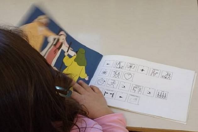 Pubblicati nuovi libri in simboli per il diritto di tutti alla lettura