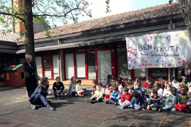 La scuola per l'infanzia Franco Lacchini festeggia 40 anni