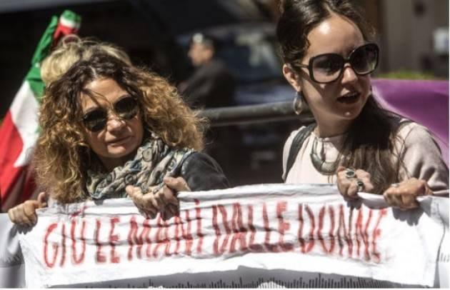 Oggi, 9 aprile 2018 , Presidio a Roma ed in molte città italiane: il ddl Pillon va respinto