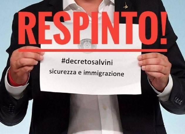 Cremona DIRITTO DI ASILO   E  DECRETO SALVINI incontro informativo, il 7 maggio, per gli immigrati (di Rosanna Ciaceri)