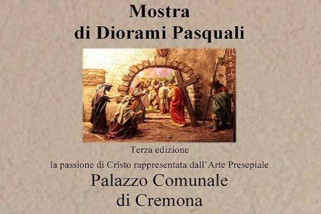 """Torna a Palazzo Comunale la mostra """"Diorami Pasquali"""""""
