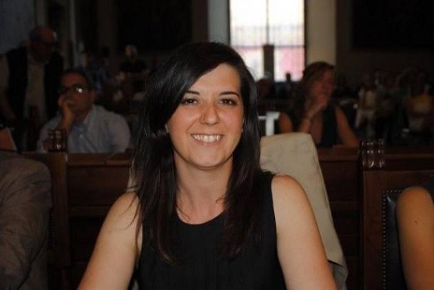 Ultima seduta consiliare: il saluto della Presidente Simona Pasquali