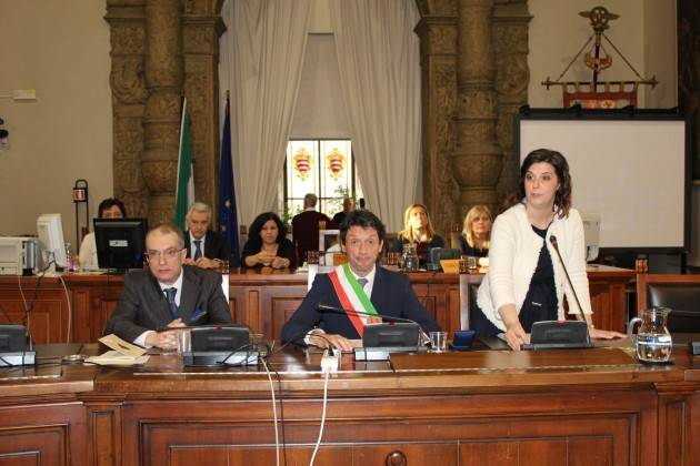 Gino Ruggeri è ufficialmente Cittadino Benemerito di Cremona