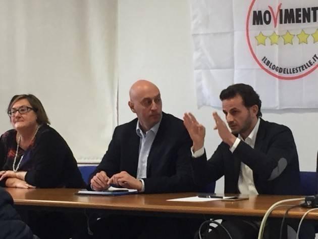 ElezioniSindacoCremona2019 Luca Nolli (M5S): AEM e LGH  Galimberti vende fumo