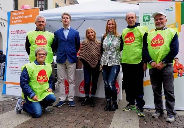 ASST Cremona  DOMENICA 14 APRILE GIORNATA NAZIONALE PER LA DONAZIONE E IL TRAPIANTO DI ORGANI E TESSUTI