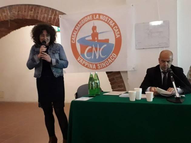 (Video) Idee per Casalmaggiore VappinaSindaco2019 Un successo l'incontro sul terzo settore