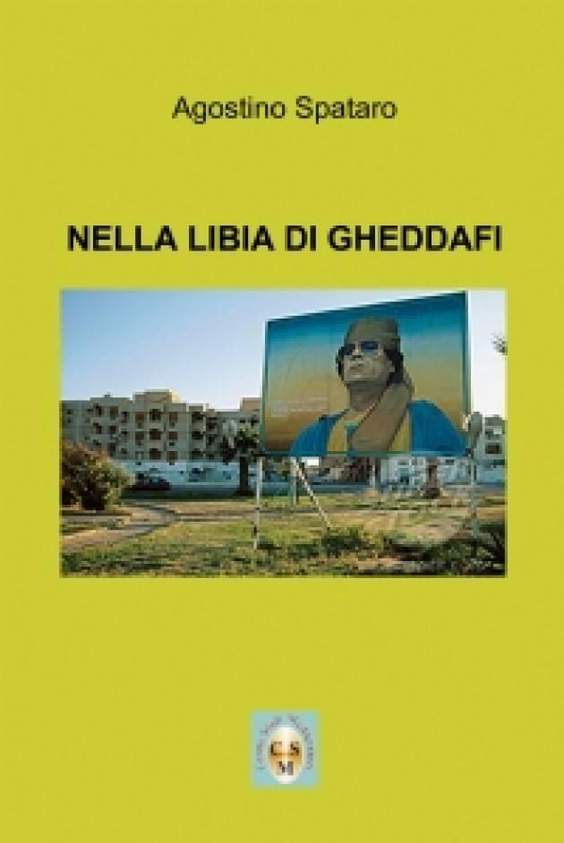 LIBIA: COL SENNO DEL...PRIMA  di Agostino Spataro