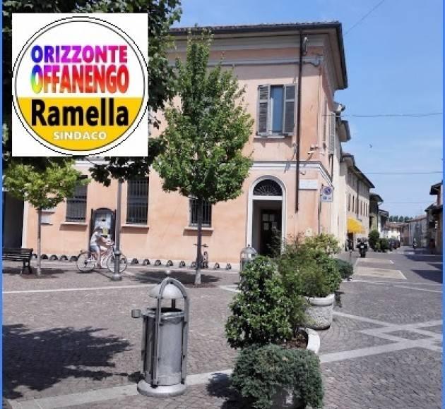 Offanengo La Lista Orizzonte 'Ramella sindaco'  invita il 16 aprile ad un incontro sulla sostenibilità ambientale