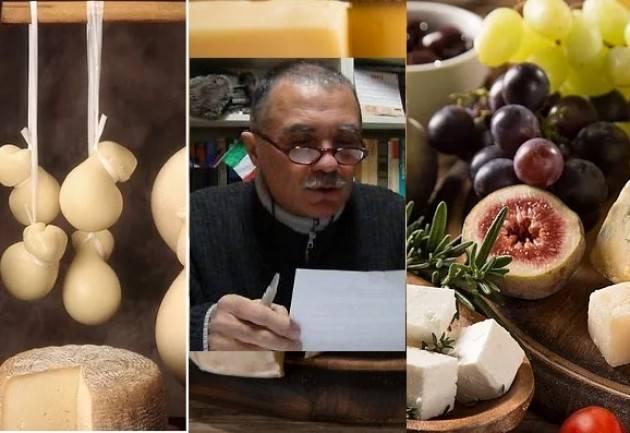 Cremona FESTA DEL FORMAGGIO dal 12 al 14  Aprile 2019.Ricerca di Agostino Melega, letta con Milena Fantini