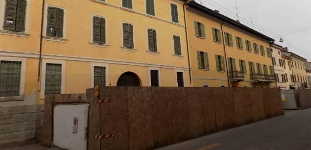 Terminati gli 11 appartamenti x anziani di Via XI Febbraio,60 .Aperto da Fondazione Città di Cremona il bando.