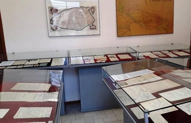 L'ECOSTORIA Mostra casellario politico della Questura di Cremona durante il Ventennio fascista