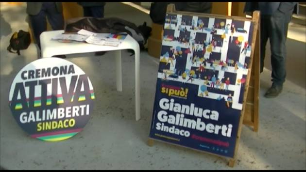 (Video) #GalimbertiSindacoCremona2019 Maurizio Manzi presenta alle Colonie Padane la lista 'Cremona Attiva'
