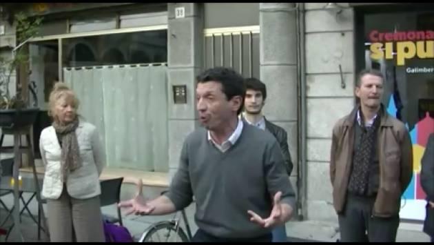 #Galimbertisindaco2019 Enrico Manfredini presenta la lista Fare Nuova La Città (video di G.C.Storti)