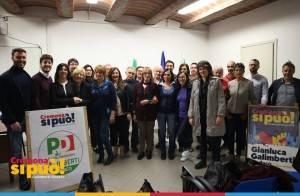 GalimbartiSindaco2019 Il Partito Democratico di Cremona presenta la sua lista. Gentiloni a Cremona il 6 maggio.