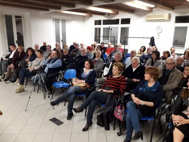 (video) GalimbertiSindaco2019 Il Partito Democratico di Cremona presenta la sua lista. Gentiloni a Cremona il 6 maggio.