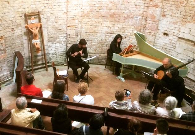 Cremona  Al Museo del 'Cambonino' Il Microfestival di Musica Antica e Teatro Evento 7 settembre