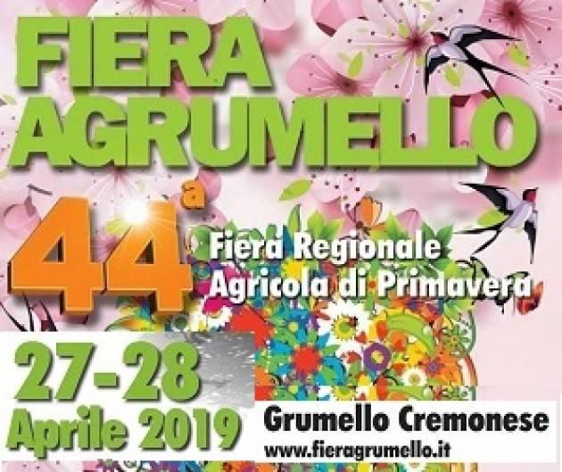 Si apre sabato 20 aprile  calendario eventi collaterali – fino al 23- alla 44^ FierAgrumello.