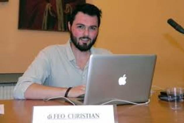 Cremona Christian di Feo ufficialmente candidato al Parlamento Europeo per il M5S