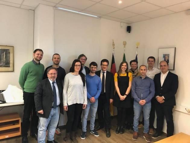 Giornata della ricerca italiana nel mondo presso  il Consolato Generale di Hannover