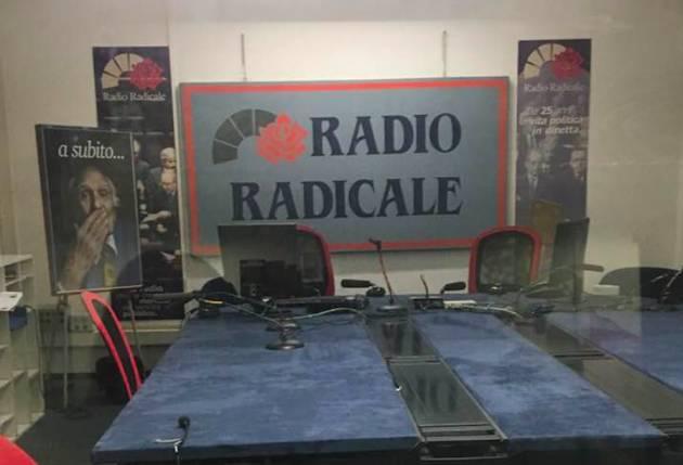 ADUC Governo. Jorge/Di Maio versus Radio Radicale