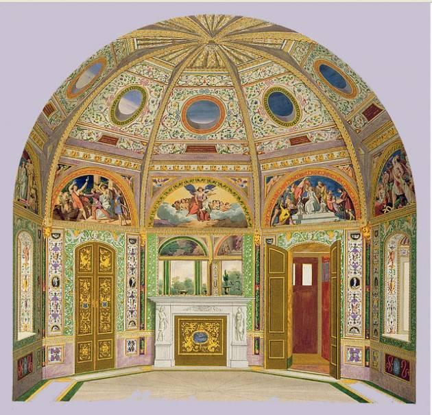 Agostino Aglio, un pittore cremonese a Buckingham Palace Ne hanno parlato Elisa Chittò e  Gianluigi Bresciani