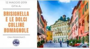 Gita a 'BRISIGHELLA E LE DOLCI COLLINE ROMAGNOLE' con CNA Pensionati il 12 maggio