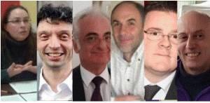 Ci siamo: Berardi, Galimberti, Giovetti, Madoglio,Malvezzi e Nolli  si contendono la carica sindacoCremona2019 (Di G.C.Storti)