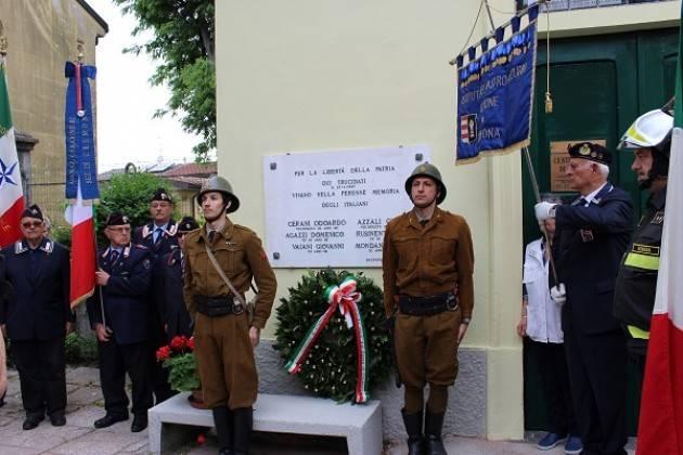 Sabato 27 aprile commemorazione dei Martiri di Bagnara