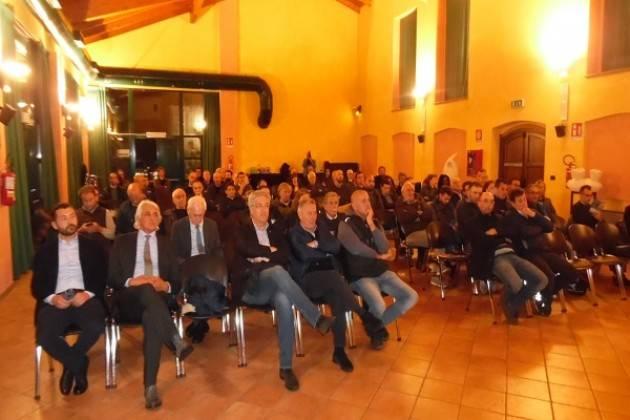 A FierAgrumello il convegno sul Tavolo Regionale Permanente dell'Acqua