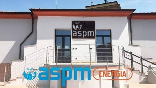 RinnovaSoresina 2019 Diego Vairani: ASPM e Padania Acque , quello fatto e che faremo (Video di G.C.Storti)