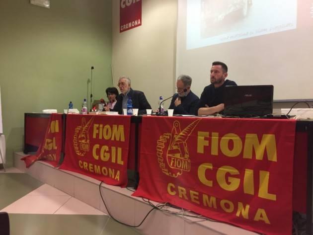 Cremona Festa Liberazione 2019 Corada (Anpi) : ' il Ministro Salvini sbaglia è fuori dalla storia e dalla Costituzione'