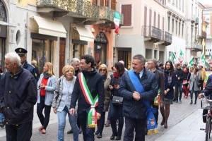 """Gianluca Galimberti: """"Aldo Moro, Peppino Impastato, questo 25 aprile lo dedico a voi"""""""