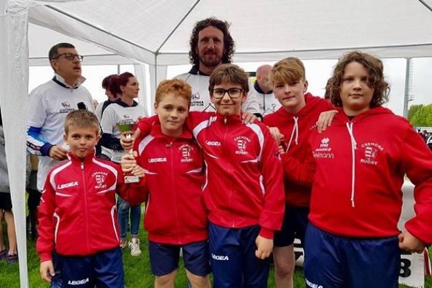 Il Cremona Rugby alla 6° edizione del torneo McDonald's
