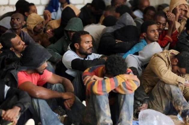 Pianeta Migranti. Le implorazioni di donne e bambini nei centri di detenzione libici. (video)