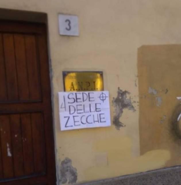L'offesa  fascista all'ANPI di Cremona . La solidarietà del PD