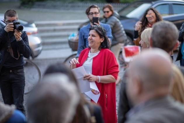 Cambonino ghetto? Rosita Viola risponde al candidato sindaco Malvezzi