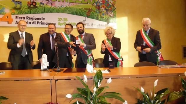 Un grande successo la 44° FierAgrumello 2019 Soddisfazione di Luigi Tantardini