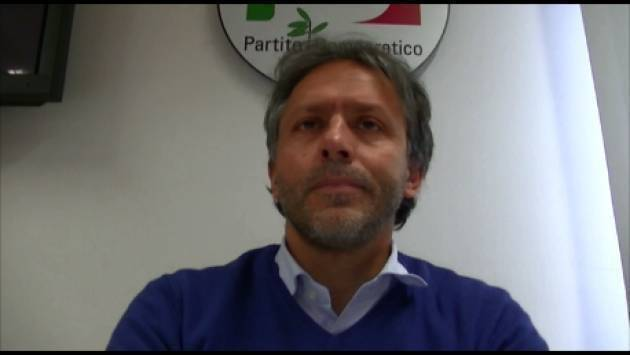 Andrea Virgilio .Ecco perché mi rincandido nel PD e sostengo GalimbertiSindaco2019 (Video di G.C.Storti)