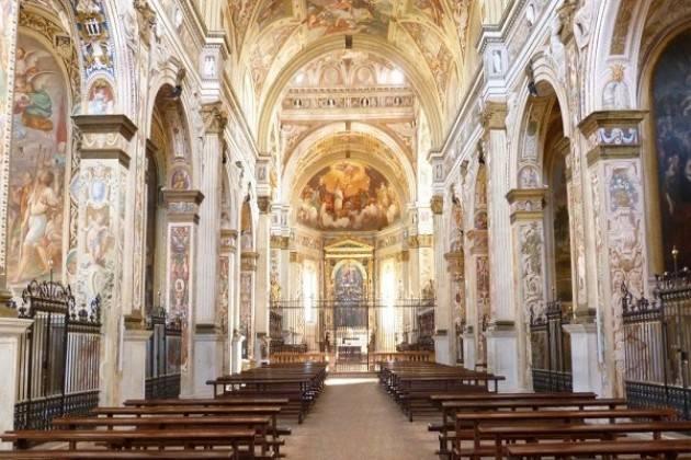Il 1° maggio l'annuale apertura a Cremona di San Sigismondo