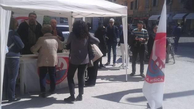 ElezioniSindaco 2019 Francesca Berardi lista 'Cremona cambia musica' Siamo alternativi a Galimberti (Video di G.C.Storti)