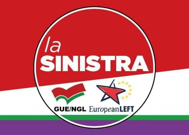 A Crema Apericena de 'LA SINISTRA', per le elezioni europee, con la candidata RAHEL SEREKE il 3 maggio