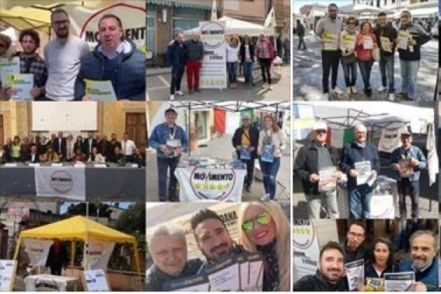 ElezioniSindacoCremona2019 Luca Nolli candidato  M5S: Galimberti è una brava persona ma prende ordini da altri (Video G.C.Storti)