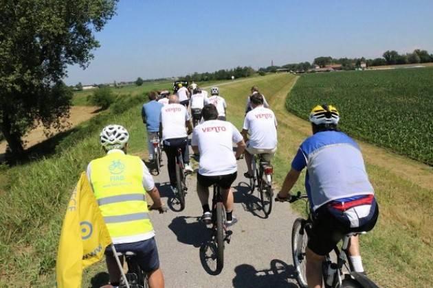 Prioritario il collegamento Piacenza - Cremona della ciclovia VenTo