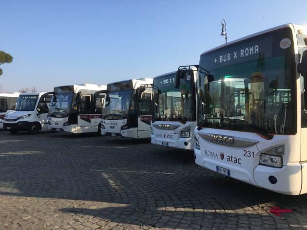 Settanta bus israeliani  bloccati nei depositi di  Atac. Ma raggi dove stava di Elia Sciacca (Cremona)