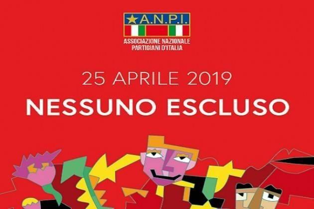 Ciao Sono Libertà  di Giulia Anastasio Lettera al giornale Il 25 aprile a Gussola (Gerelli Sante)