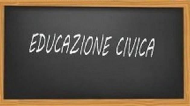 ADUC Ora educazione civica a scuola. Si sono sforzati… per cosa?
